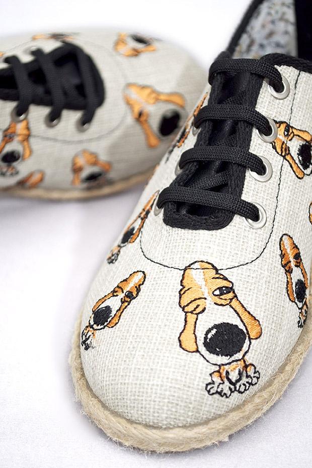 design nish shoes