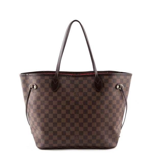 Louis Vuitton Damier Ebene Neverfull Mm Love That Bag Preowned Authentic Des Louis Vuitton Bag Neverfull Louis Vuitton Neverfull Damier Ebene Louis Vuitton