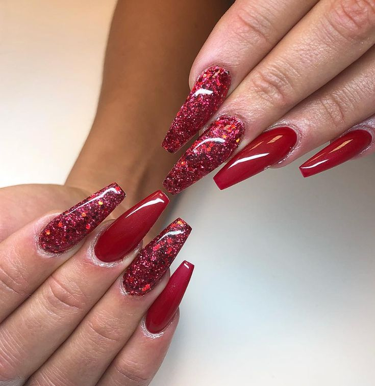 30 Chic Burgundy Nails You'll Fall in Love With - Page 24 ...