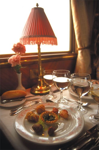 La mesa está servida en el Al Andalus
