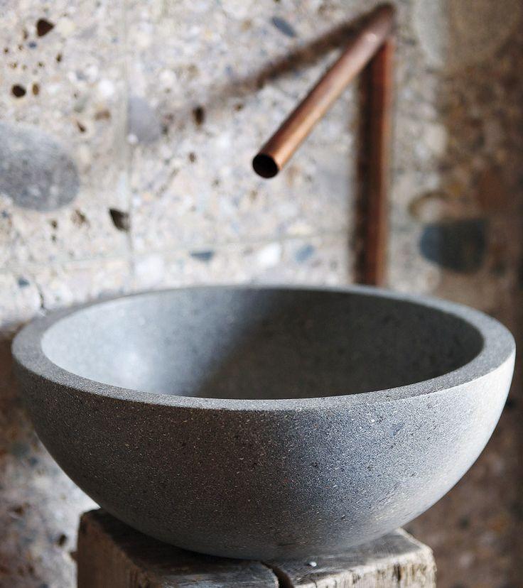 17 best ideas about naturstein waschbecken on pinterest, Hause ideen