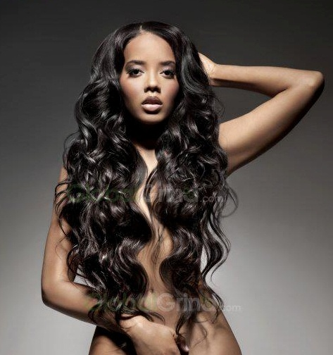 26 best hair photoshoot images on pinterest photography ariel angela simmons poses nude for peta love the long wavy hair pmusecretfo Image collections
