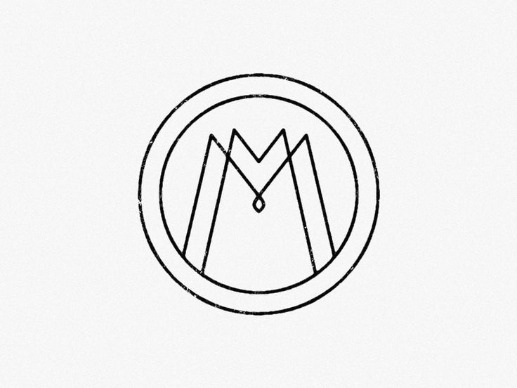 MM monogram by Erik Östholm