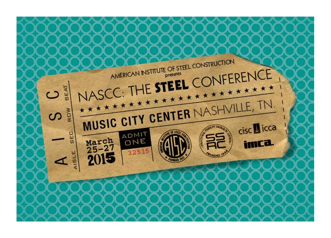2015 NASCC Steel Conference