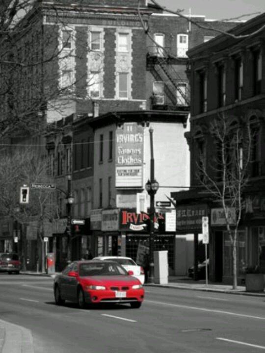 Downtown Hamilton, Ontario Canada..photo by  Celeste Cordoba
