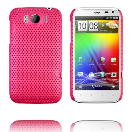 Atomic (Lyse Rosa) HTC Sensation XL Deksel