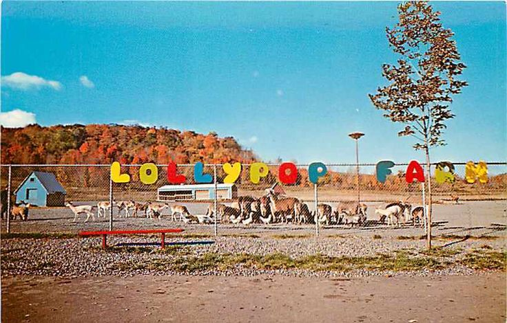 NY, Rochester, New York, Lollypop Farm, Exterior View | 1960s