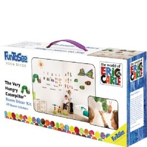 The Very Hungry Caterpillar Room Decor Kit
