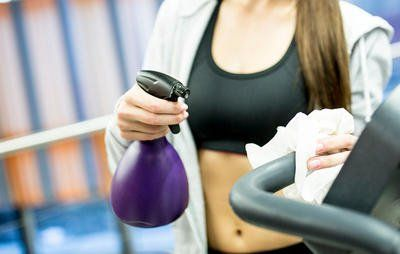 Check out the grossest things 8 women have seen at the gym.