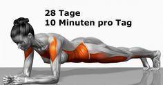 25 + › Mit diesen 7 einfachen Übungen können Sie Ihren Körper in nur 4 Wochen sichtbar verändern – ✿ ✿ Informationen und