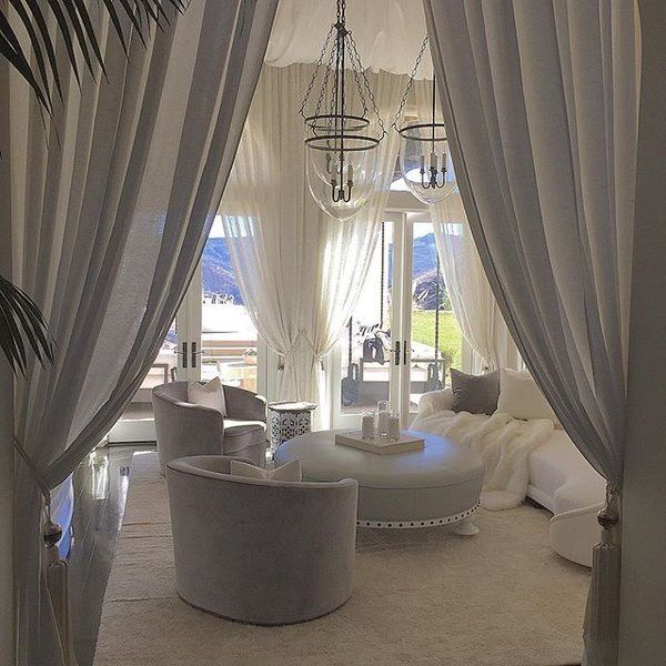 93 Best Images About Khloe Kardashian Home Interior On