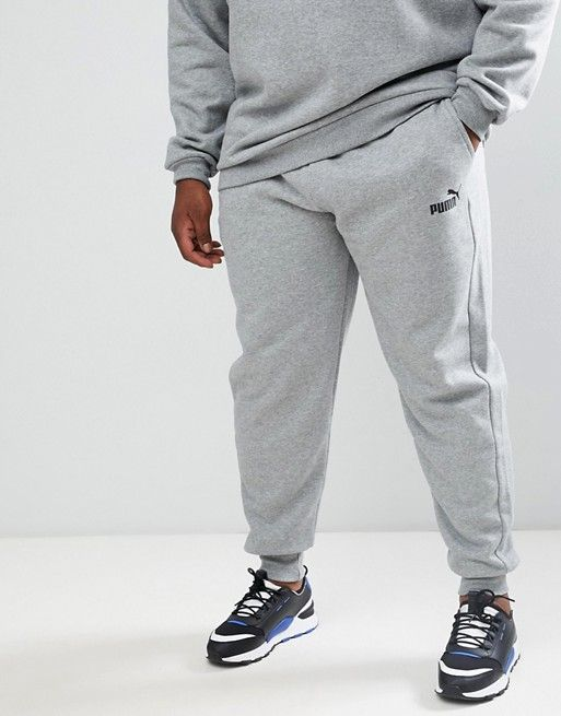 95002e112c7b9 Puma Essential skinny sweatpants in gray 85175303 | wardrobe ...