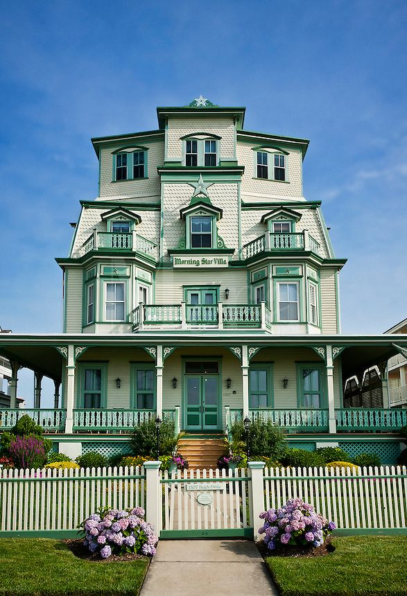 Victoria House Bed And Breakfast Beach Haven Nj : Best images about cape may on cottage in