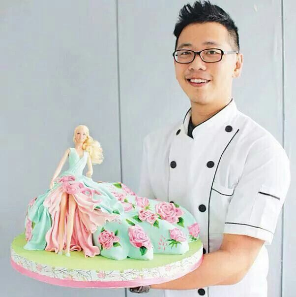 Enter Giveaway Competition Win A Walking Doll Cake