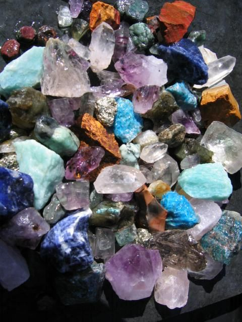 gem mining these things places
