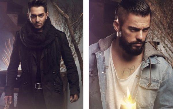 модные мужские стрижки и прически 2014 фото