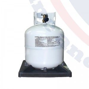 Have you seen our newly offered Propane Tank Holder/Stabilizer? EZGO is a state of the art designed stabilization device for a standard 20, 30, or 40 LB propane tank that provides safety and stability during transport.