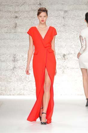 Katty Xiomara FW 14-15 @ Portugal Fashion Organic