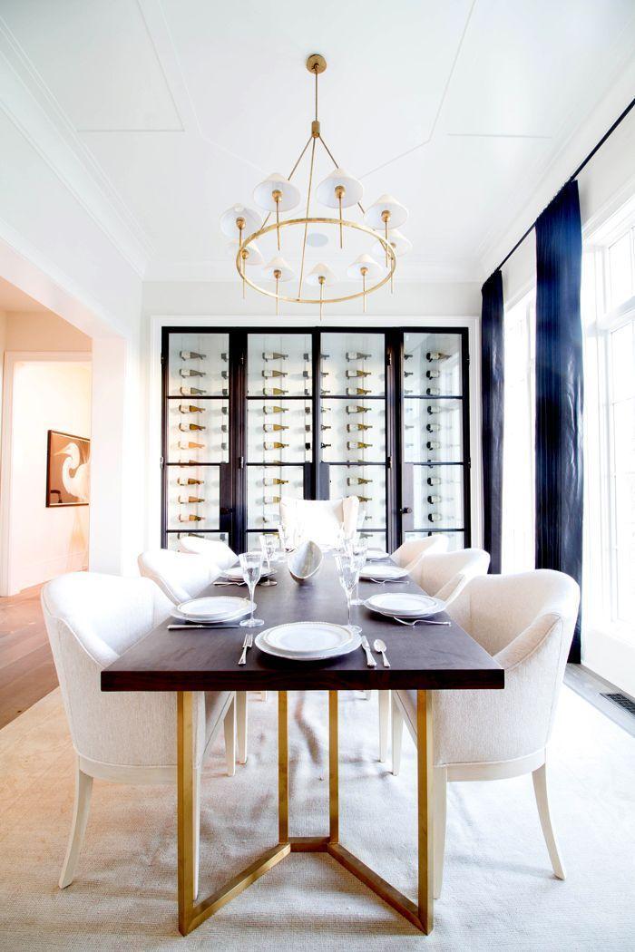 Covet Paris Salle à Manger Inspiration Decoração Apartamento Casas