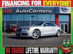 2012 Audi A5 2.0T Premium - Moonroof - Heated Leather Coupe Wood River IL