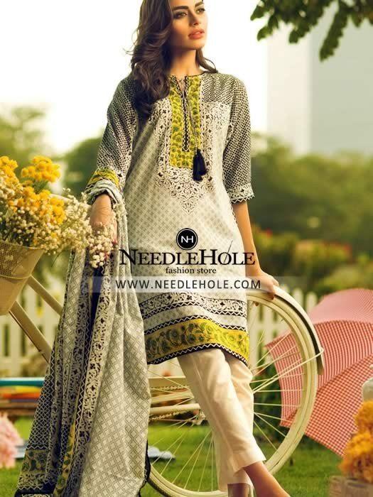 Alkaram Lawn Suit In Black Color Spring Collection 2016 Vol-1 http://www.needlehole.com/pakistani-lawn-suit-in-black-color-by-alkaram-studio-spring-collection-2016-vol-1.html#.VuQNVfl96M8