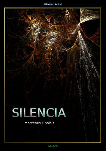 Silencia - Morceaux choisis Fusains + Poésie  Parue en 2013