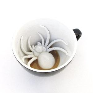 Spider Creepy Cup