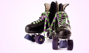 Groupon - Roller-Skating Package for Two or Four, or a Birthday Package at Hot Skates Roller Skating Center (Up to 52% Off) in Woodlawn. Groupon deal price: $30