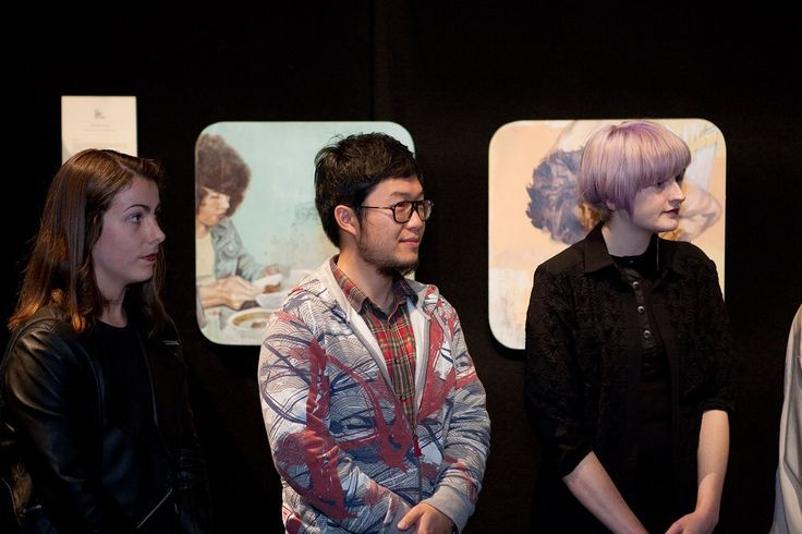 Alice King, Alvin Xiong and Cobi Taylor.