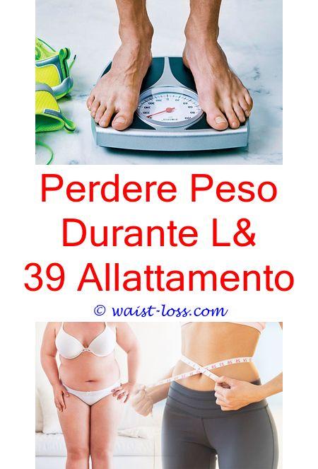 perdere peso rapidamente