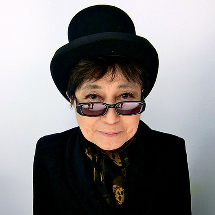 Yoko Ono: Try to say nothing negative about anybody for three days for forty-five days for three months. See what happens to your life. #myadvice #YokoOno