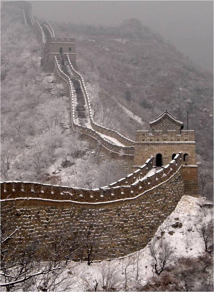 (24) La Gran Muralla China – Fotos desde diversas perspectivas - Taringa!