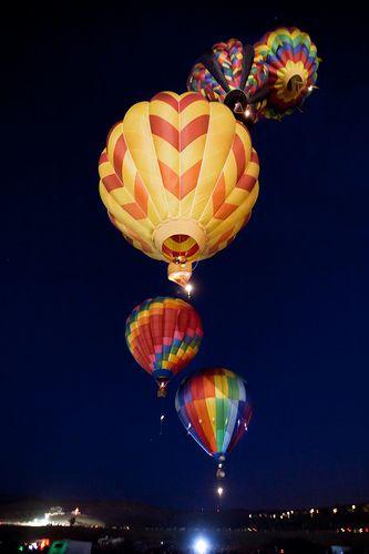 Reno Balloon Races -Dawn Patrol.