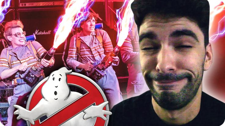 Ghostbusters Review from Eric Striffler (Pretty Much It)