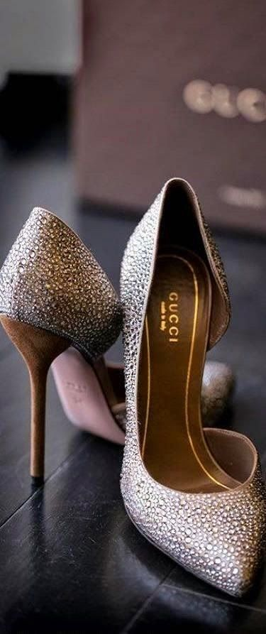 I Love These High Heels Shoes!