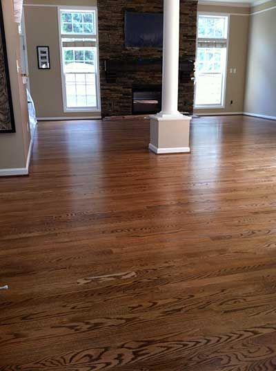 Special walnut stained floors gurus floor for Wood flooring specials