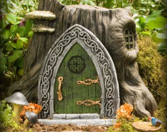 Pinterest discover and save creative ideas for Fairy door pattern