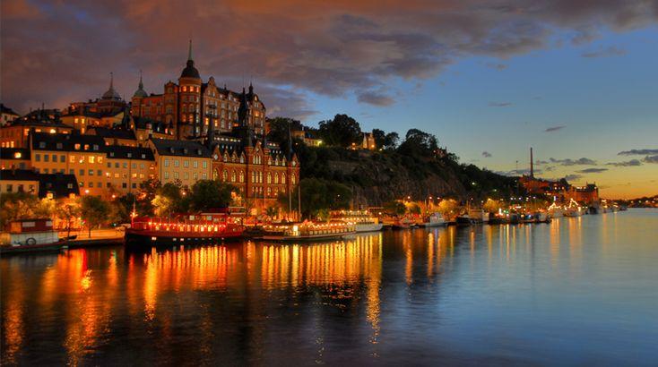 Cinco ciudades con alma literaria para el amante de los libros. Estocolmo, Suecia. La popular saga Millenium de Stieg Larsson ha convertido a la capital sueca en uno de los puntos preferidos para visitar por los fanáticos de la lectura. Se puede visitar el barrio de Södermalm, hogar del periodista Mikael Blomkvist y la investigadora privada Lisbeth Salender. (Foto: Getty Images)