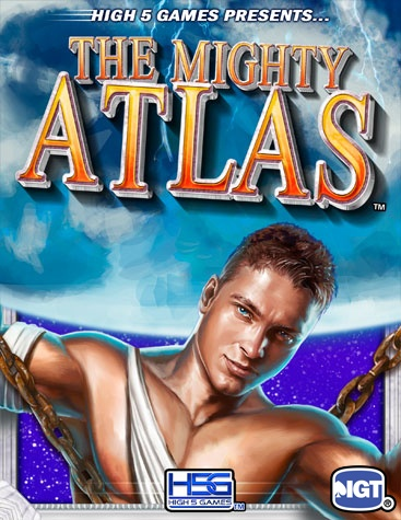 The Mighty Atlas - Slot Game by H5G