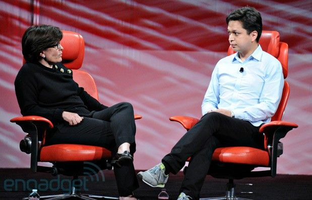 Pinterest CEO Ben Silbermann: Consumers will soon expect every service on every platform, mobile included. #Pinterest