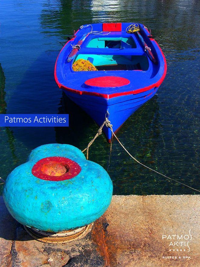 Patmos Activities