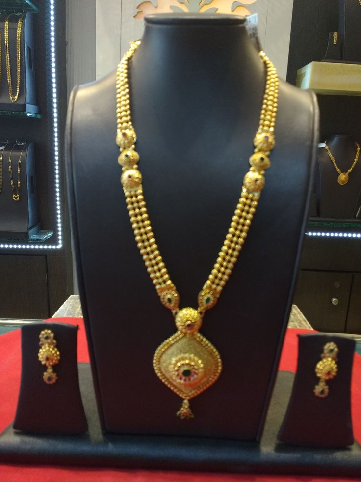 Londe Jewellers 2016 Collection  Exclusively Available at Showroom Weight - 67.30 gms Today's Gold Rate - 29,890/-  Model no - 99 Making Charges - 12%  Vat - 1.2% Total Amount - 2,21,900/- As of 17th May 2016  #nagpurjewellers #goldinyou #londejewellers