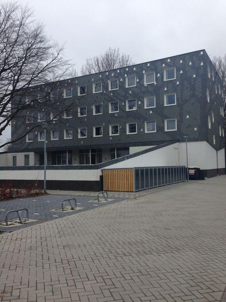 Fietskluizen Q  voor appartementencomplex Hoofddorp