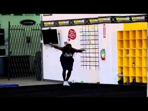 Ozell C. Williams Jr. - YouTube One of the BEST tumblers in the world!!