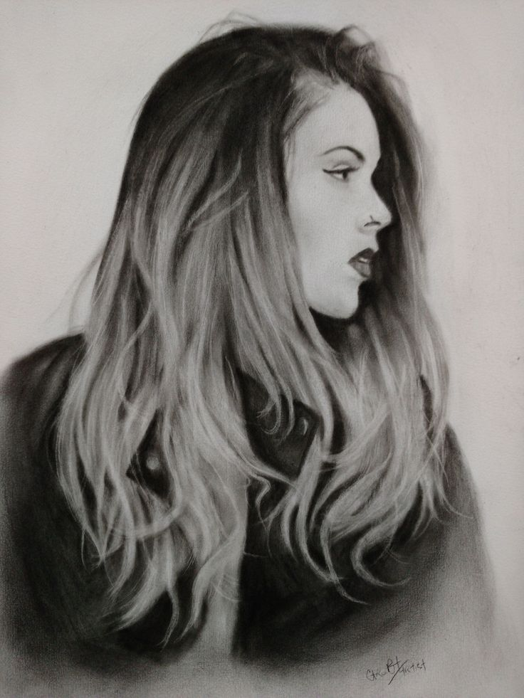 Follow CaroBT on Patreon: Read posts by CaroBT on the world's largest platform enabling a new generation of creators and artists to live out their passions! Charcoal painting portrait art