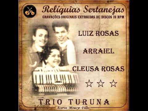 TRIO TURUNA - Manhã Sertaneja (Anacleto Rosas Jr/Ivo Signorelli)