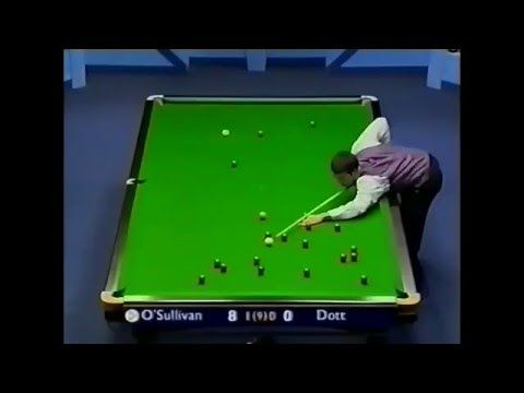 Old max breaks from The Rocket Ronnie O'Sullivan - YouTube