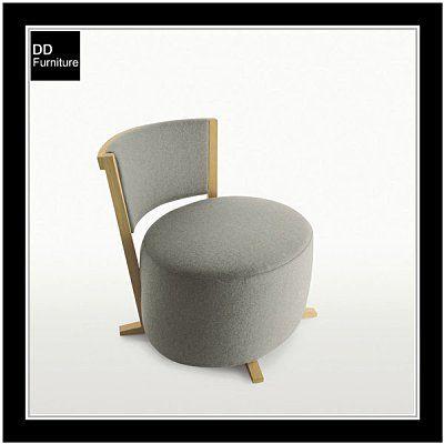*** DD 國際傢俱-燈飾 ***  單椅-105     現代低調奢華  經典名品