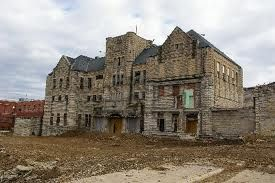 "Missouri State penitentiary, MSP, ""The Walls"""