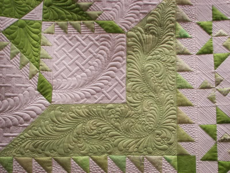 Sherry Rogers-Harrison of Runway Ranch Longarm Quilting